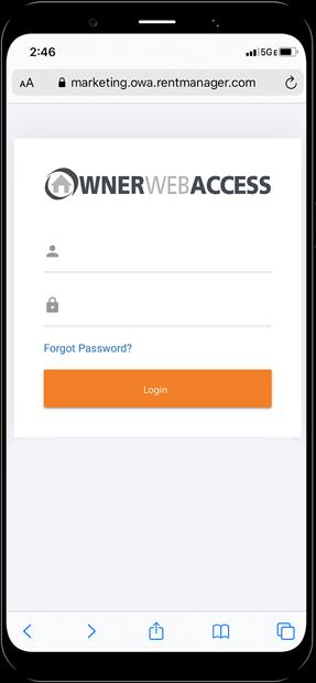 OWA Portal Login